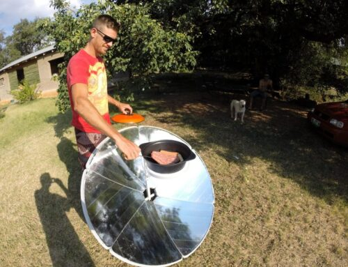 Cooking with the sun – Mail and Guardian.