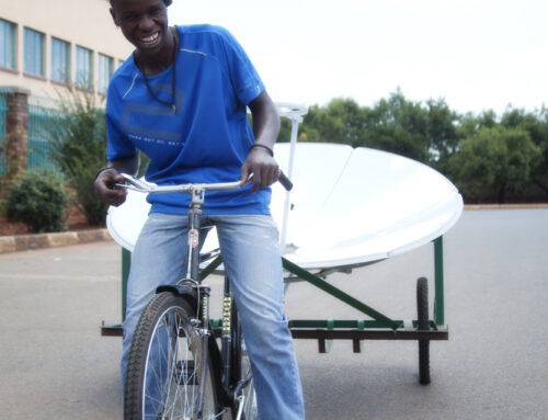 Solar Cooking Bikes for Soweto