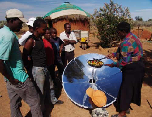 What is Solar cooking, and why is it better?