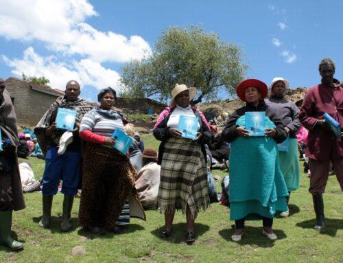 Energy in Lesotho