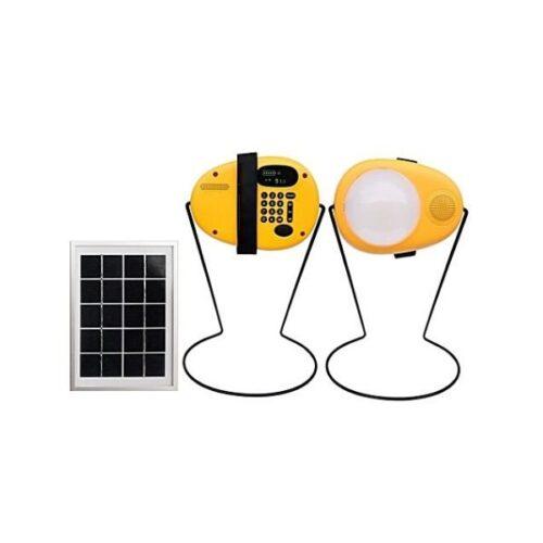 Solar Radio | Solar Cell Phone Charger
