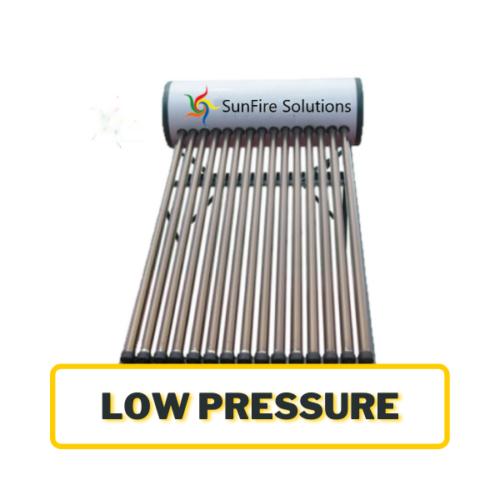 Low Pressure Geysers